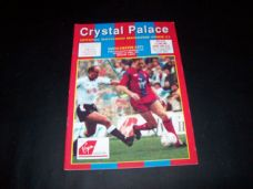 Crystal Palace v Manchester City, 1990/91